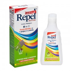 UNI-PHARMA REPEL RESTORE ANTI-LICE SHAMPOO-LOTION 200ml
