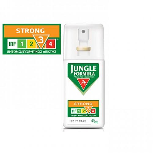 JUNGLE FORMULA STRONG SOFT CARE IRF3 75ml