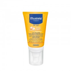 MUSTELA VERY HIGH PROTECTION SUN LOTION FACE  SP50+ 40ml