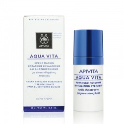 APIVITA AQUA VITA ADVANCED MOISTURE REVITALIZING EYE CREAM 15ml