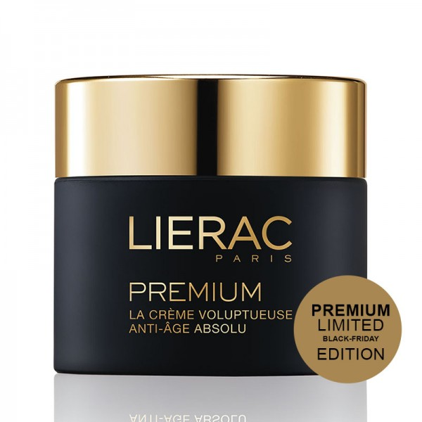 LIERAC PREMIUM CREME VOLUPTUEUSE LIMITED EDITION 50ml