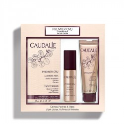 CAUDALIE SET 2019 PREMIER CRU EYE CREAM 15ml ΜΕ ΔΩΡΟ PREMIER CRU THE SERUM 10ml & CAUDALIE PREMIER CRU THE CREME 15ml