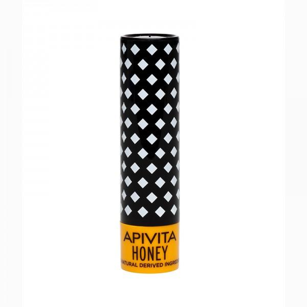 APIVITA LIP CARE BIO - ECO ΜΕ ΜΕΛΙ 4,4gr