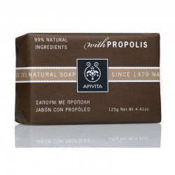 APIVITA NATURAL SOAP ΜΕ ΠΡΟΠΟΛΗ 125gr