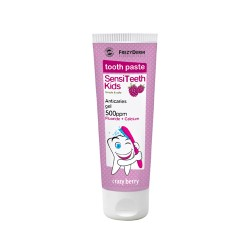 FREZYDERM SENSITEETH TOOTHPASTE 500PPM 50ml