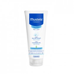 MUSTELA 2IN1 CLEANSING GEL 200ml