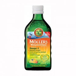 MOLLER'S OMEGA 3 TUTTI FRUTTI 250ml