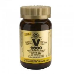 SOLGAR FORMULA VM-2000 TABS 60s