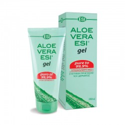 ΚΑΘΑΡΗ ΑΛΟΗ KARABINIS ESI ALOE VERA GEL PURE TO 99.9% 200ml