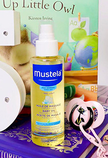Mustela Oil
